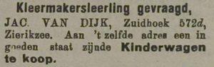 Zierikzeesche Nieuwsbode 1-6-1928.