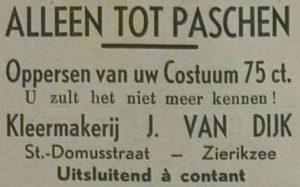 Zierikzeesche Nieuwsbode 22-3-1935.