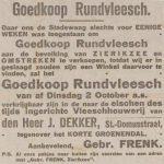 Zierikzeesche Nieuwsbode 1-10-1917.