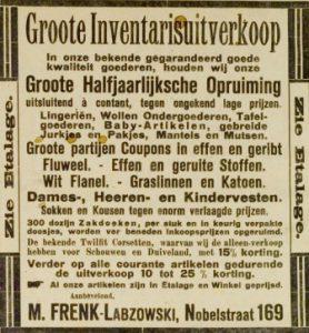 Zierikzeesche Nieuwsbode 1-1-1926.