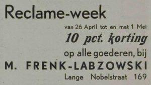 Zierikzeesche Nieuwsbode 24-4-1937.