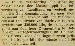 Middelburgsche Courant 20-3-1916.