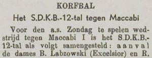 Zierikzeesche Nieuwsbode 22-8-1936.