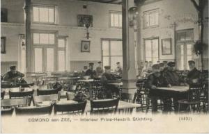 De Prins Hendrik Stichting in Egmond aan Zee.