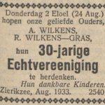 Nederlands Israëlitisch Weekblad 25-8-1933.