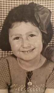 Bertha Regina Wilkens. Collectie B. Israëls.