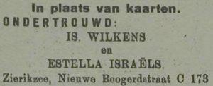 . Zierikzeesche Nieuwsbode 28-3-1934.