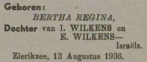 Zierikzeesche Nieuwsbode 14-8-1936.