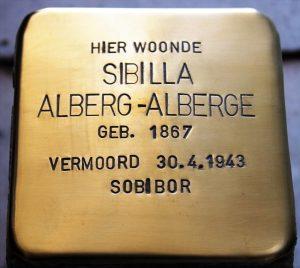 Sibilla Alberg-Alberge
